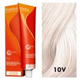Kadus Demi-Permanent 10V Lightest Blonde Violet 2oz