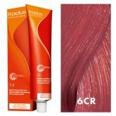 Kadus Demi-Permanent 6CR Dark Blonde Copper Red 2oz