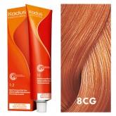 Kadus Demi-Permanent 8CG Light Blonde Copper Gold 2oz
