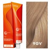 Kadus Demi-Permanent 9GV Very Light Blonde Gold Violet 2oz