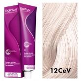 Kadus Permanent 12CeV High Lift Blonde Cendre Violet 2oz