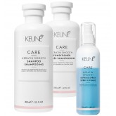 Keune Care Keratin Smooth Trio