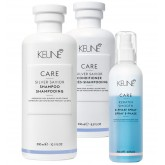 Keune Care Silver Savior Trio