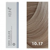 Keune Semi Color 10.17 Lightest Ash Violet Blonde 2oz