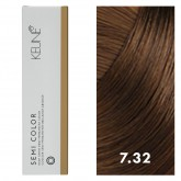 Keune Semi Color 7.32 Medium Beige Blonde 2oz