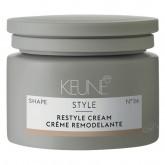 Keune Style Restyle Cream 4.2oz