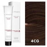 Lanza Healing Color 4CG Dark Copper Gold Brown 3oz