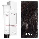 Lanza Healing Color 4NV Dark Natural Violet Brown 3oz