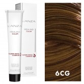 Lanza Healing Color 6CG Light Copper Gold Brown 3oz