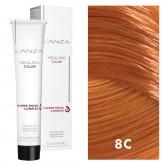 Lanza Healing Color 8C Medium Copper Blonde 3oz