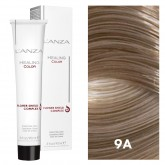 Lanza Healing Color 9A Light Ash Blonde 3oz