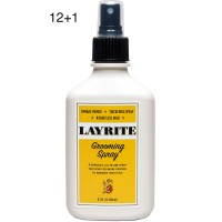 Layrite Grooming Spray 6.7oz 12+1