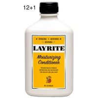 Layrite Moisturizing Conditioner 10oz 12+1