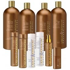 Liquid Keratin Back Bar Treatment & Retail Large Bundle