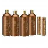 Liquid Keratin Back Bar Treatment & Retail Small Bundle