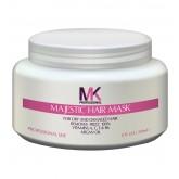 Majestic Keratin Hair Mask With Argan Oil 8oz