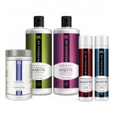 Majestic Keratin Hair Botox Platinum Blonde Large Intro