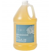 Body Spa Unscented Massage Oil Gallon