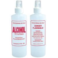 Soft N Style Alcohol Spray Bottle Empty 8oz