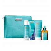 Moroccanoil Blonde On The Go Travel 4pk