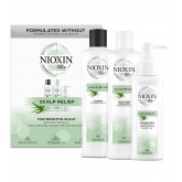 Nioxin Scalp Relief Kit 3pk