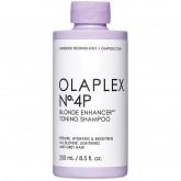 Olaplex No. 4P Blonde Enhancer Toning Shampoo 8.5oz