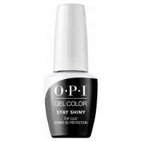 OPI GelColor Stay Shiny Original Top Coat 0.5oz