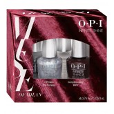 OPI Infinite Shine Muse Of Milan Minis 4pk