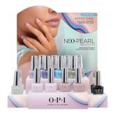 OPI Infinite Shine Neo-Pearl Display 16pc