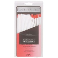OPI Reusable Cuticle Sticks 48pk