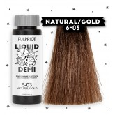 Pulp Riot Liquid Demi Color 6-03 Natural Gold 2oz