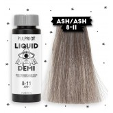 Pulp Riot Liquid Demi Color 8-11 Ash Ash 2oz