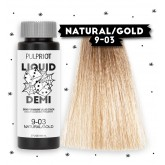 Pulp Riot Liquid Demi Color 9-03 Natural Gold 2oz