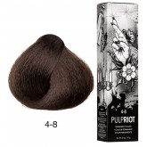 Pulp Riot FACTION8 Permanent Color 4-8 Brown 2oz
