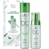 BC Bonacure Holiday 2020 Collagen Volume Boost Duo