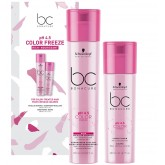 BC Bonacure Holiday 2020 pH 4.5 Color Freeze Rich Duo