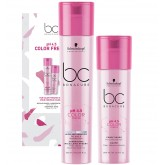 BC Bonacure Holiday 2020 pH 4.5 Color Freeze Silver Duo