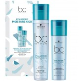 BC Bonacure Holiday 2020 Hyaluronic Moisture Kick Duo