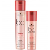 BC Bonacure Holiday 2020 Peptide Repair Rescue Duo