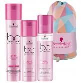 BC Bonacure Summer Glow Set Color Freeze 3pk