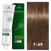 Essensity 7-49 Medium Blonde Beige Violet 2oz