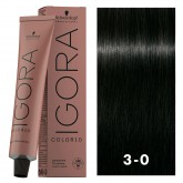 Igora Color10 3-0 Dark Natural Brown 2oz