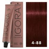 Igora Color10 4-88 Medium Brown Red Extra 2oz