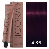 Igora Color10 4-99 Medium Brown Violet Extra 2oz