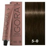 Igora Color10 5-0 Light Brown 2oz