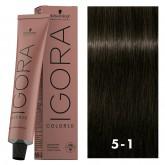 Igora Color10 5-1 Light Brown Cendre 2oz