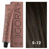 Igora Color10 5-12 Light Ash Smokey Brown 2oz