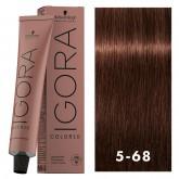 Igora Color10 5-68  Light Brown Auburn 2oz