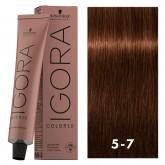 Igora Color10 5-7 Light Copper Brown 2oz