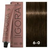Igora Color10 6-0 Dark Blonde Natural 2oz
